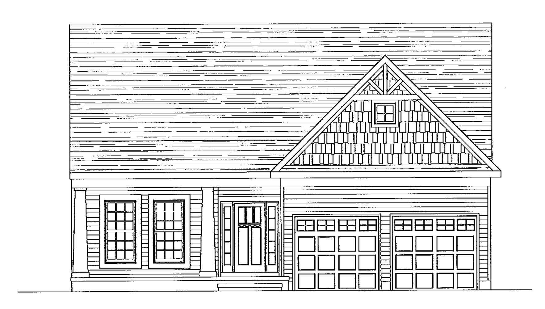 Barry Andrews Homes Tavernier Floor Plan