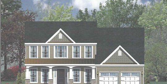 Barry Andrews Homes Windley Floor Plan