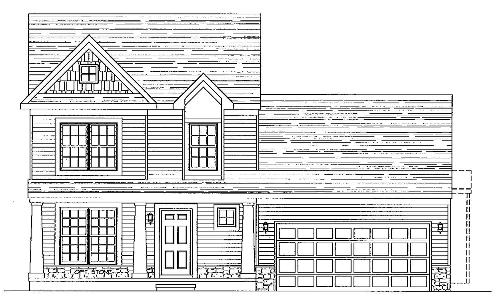 Barry Andrews Homes Williams Floor Plans