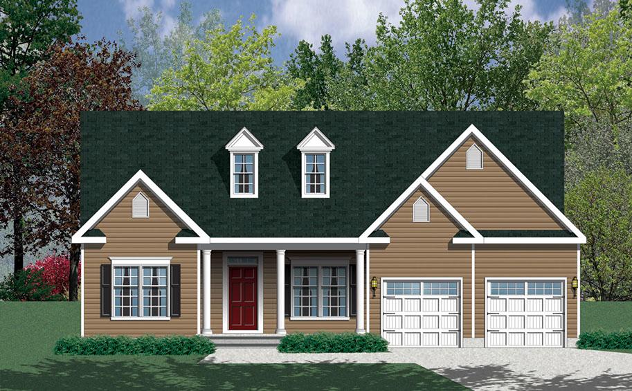 Barry Andrews Homes Key Haven Floor Plan