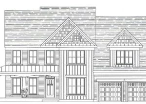 Barry Andrews Homes Long Key floor plan